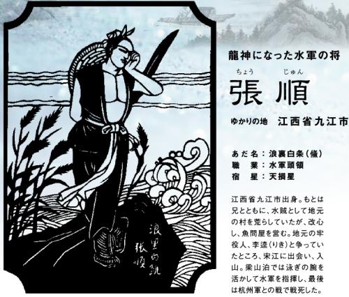 304 水滸巡礼 人物