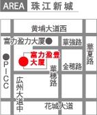 322 楽蔵 地図