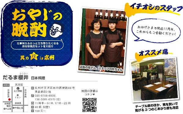 402おやじの晩酌(広州)1