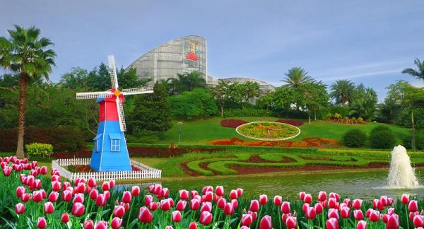 2 白雲山 花園